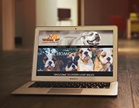 Diseño y Administración. Puppylovesales