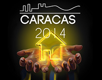 "Poster Proyecto ""Caracas 2014"""