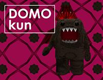 Domo-Kun 3D