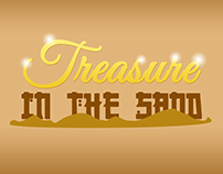 "Game ""Treasure in the sand"""