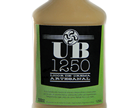UB1250 Update Logo & Label Design