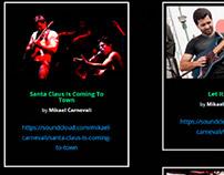Mikael Carnevali Web Page