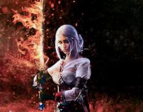 The Witcher , Manipulação