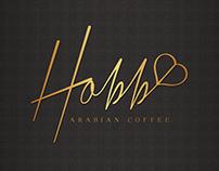 Hobb Arabian Coffee / Branding
