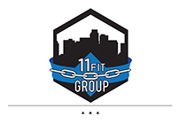 Brand Identity - 11 Fit Group