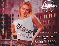 PROMOS SEMANALES STAY TRUE