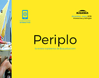 """Contenido Interactivo """"Camonapp"""" Periplo"""