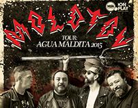 Flyer / Molotov Tour (2015)