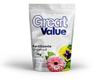 Fertilizante-Great Value