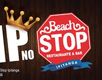 // Cartão Cliente VIP - Beach Stop