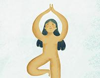 Vṛkṣāsana