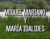 Miguel Mariano y María Idalides