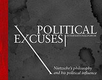 Political Excuses - Friedrich Nietzsche
