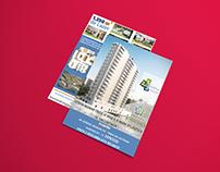 Panfleto para Empreendimentos Imobiliários