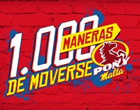 1000 MANERAS DE MOVERSE