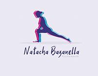 Logotipo Natacha Bazanella