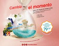 Playa Blanca Resort - Sand Clock