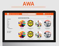 AWA (Tiendas en Linea)