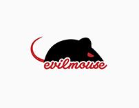 Evilmouse - logo design