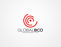 GlobalBCO Logo, Stationary & web