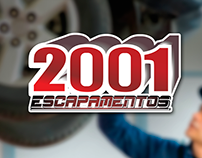 2001 ESCAPAMENTOS