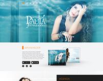 Site - Paula Fernandes