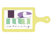 Logo, Tarjetas y Flyer Lemu Catering