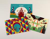 Illustrations Maxi Gráfica 2015 kit