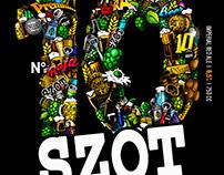 Etiqueta Szots 10