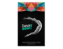 Dance Now | Logo Design