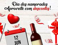 Banner dia dos Namorados