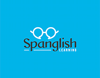 Logotipo Splanglish Learning