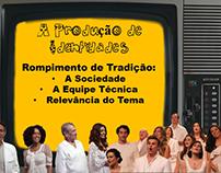 Slide História da Telenovela Brasileira