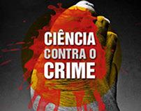 Projeto Gráfico Revista Ciência & Crime
