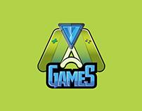 Logotype MVAC Games