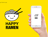 Happy Ramen app
