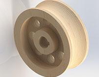 Peças e Materiais Diversos 3D