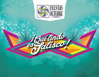 Propuestas de imagen para Fiestas de Octubre 2014