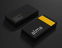 Logo: Alma Projetos
