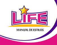 Manual Coorporativo -Life revista