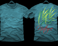 Design. T-Shirt Nature. Zen & Co Atelier Design.