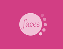 Web Design - Preview - Faces LUZ