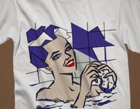 Camisetas para el concurso Museo Thyssen