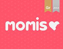 Identidade Visual - Momis