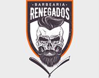Barbearia Renegados - Site institucional