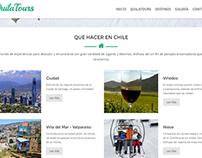 Web de Turismo