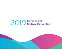 Almanaque Promocional XIII Festival Cervantino de Arg.