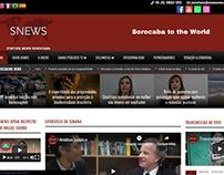 SNEWS - Site de Notícias