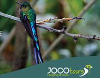 Manual de estilo JOCOtours, Fundación Jocotoco