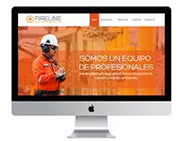 Landing Page | Fireline